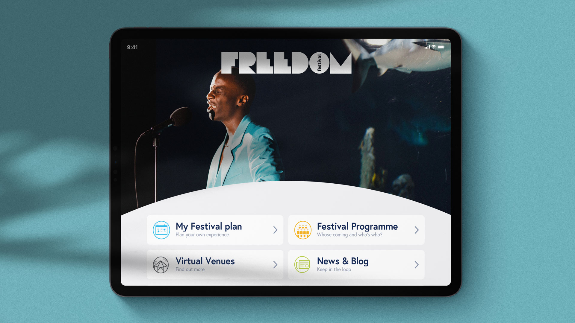 Freedom Festival App