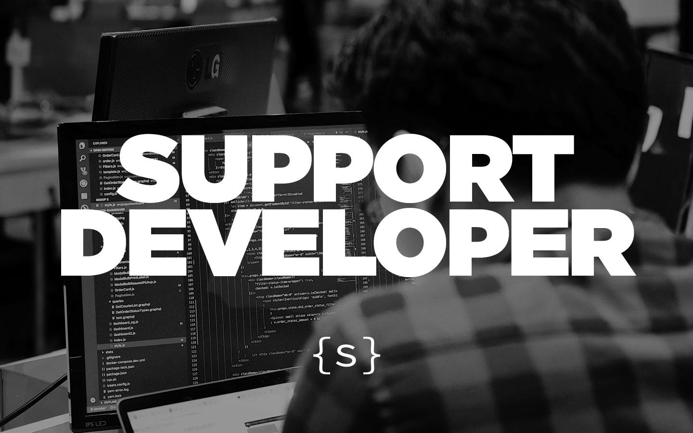support-developer